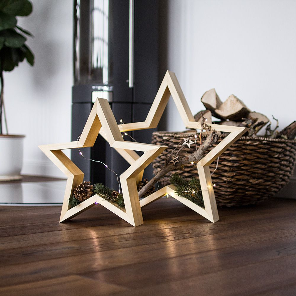 Holz Dekoration Modern