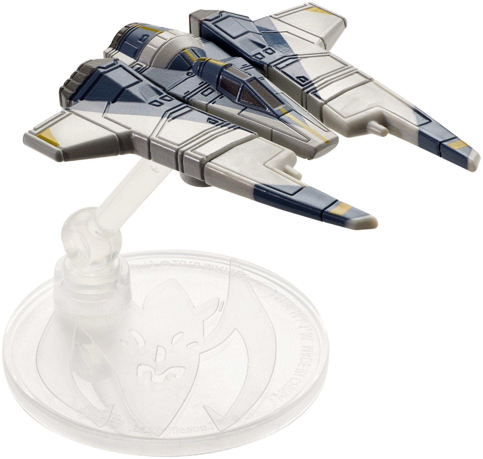 Hot Wheels Star Wars Rogue One Starship Mandalorian Rebels ...