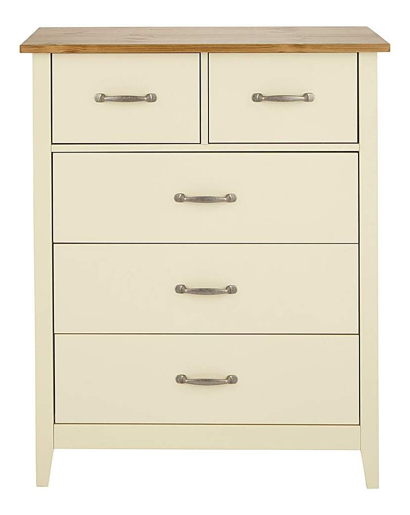 2d99c18128c9 Somerset 2+3 Drawer Chest | Products | 3 drawer chest, Chest of ...