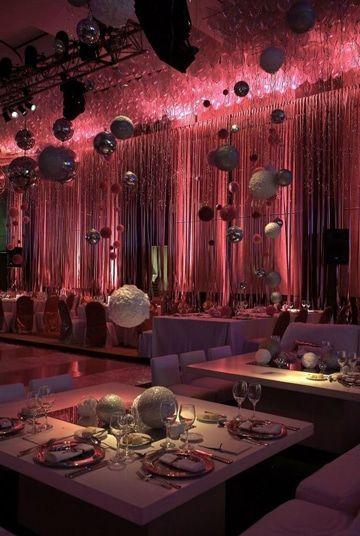Ideas maravillosas de como decorar un salon para 15 a os - Ideas para decorar un salon ...