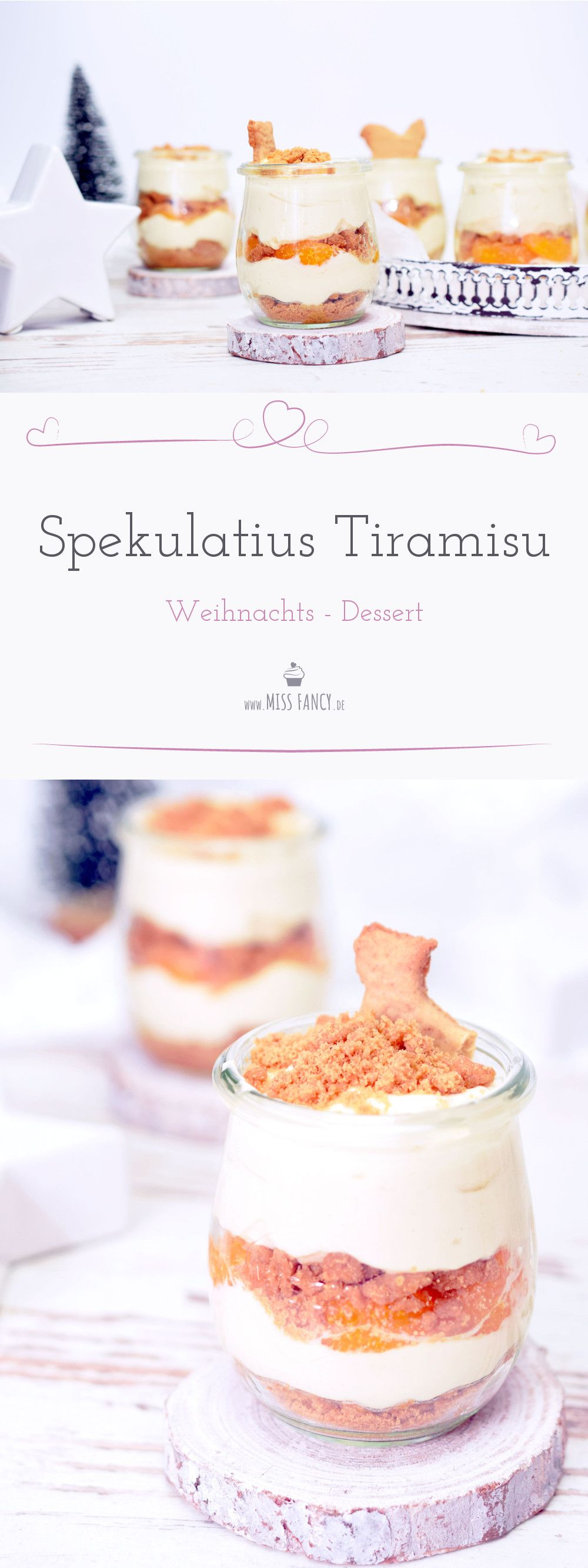 Photo of Spekulatius Tiramisu con mandarinas | Miss Fancy – Recetas cotidianas