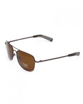 GUESS GU6600P Men's Sunglasses