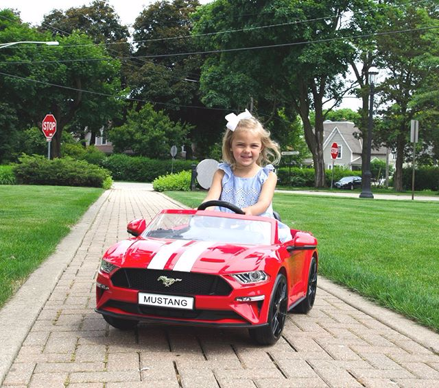 """Rollplay On Instagram: """"Cruise In Style With Our Mustang"""