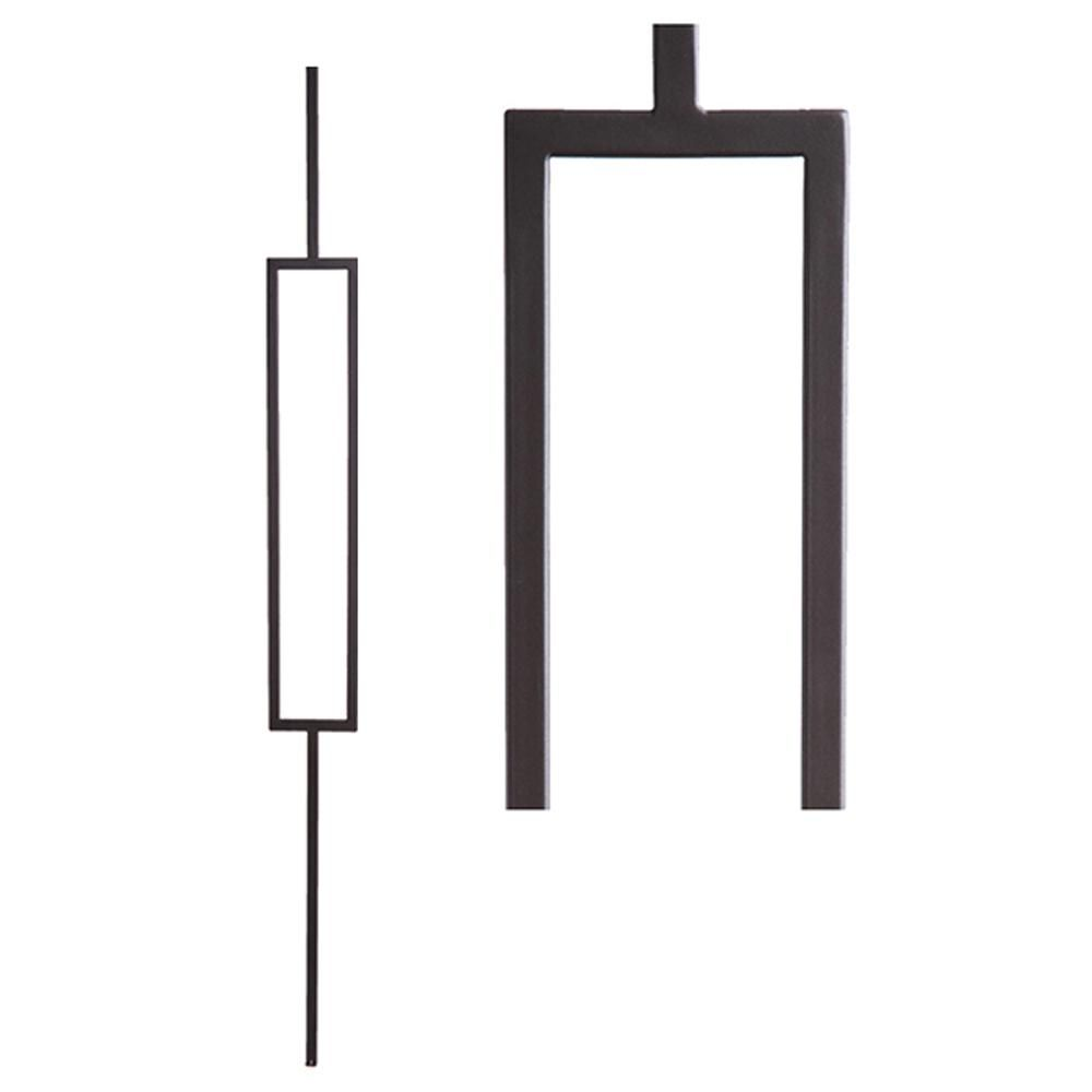 Best House Of Forgings Aalto Modern 44 In X 5 In Satin 640 x 480