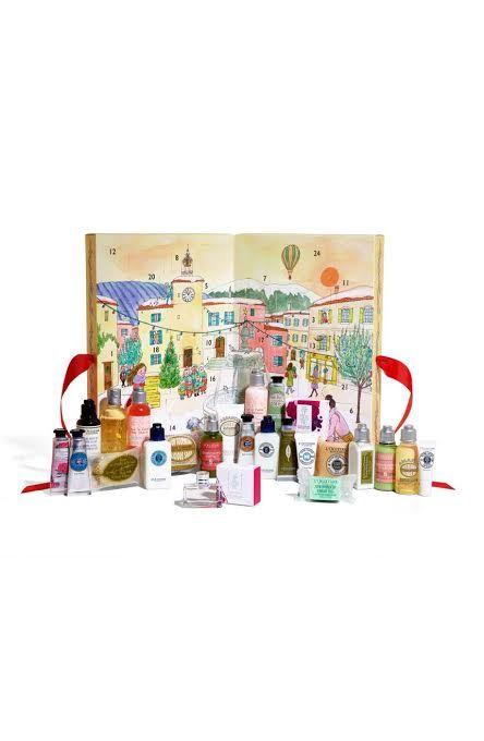Calendrier De L'avent My Little Box : calendrier, l'avent, little, Calendrier, Collection, L'avent,, L'Occitane, Little, Paris, Beauty, Advent, Calendar,, Calendar, Gifts,, Holiday