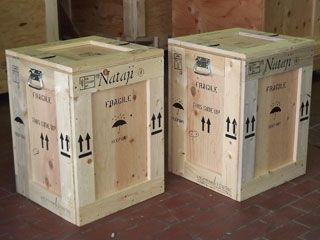 Wooden Shipping Crates   Google Search