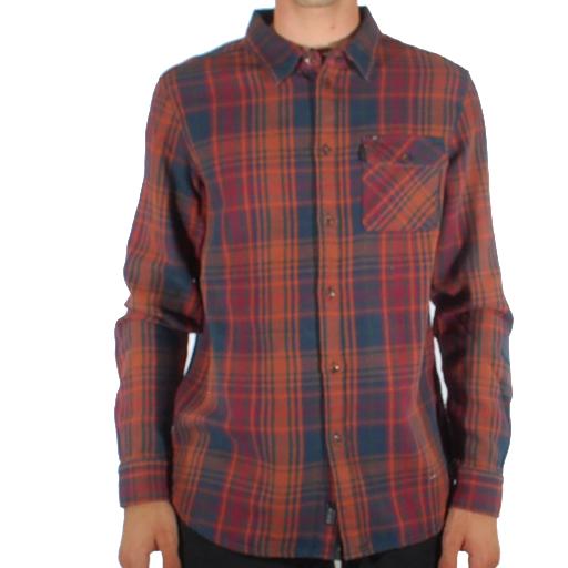 Kr3w Ace Flannel (Indigo) $63.95