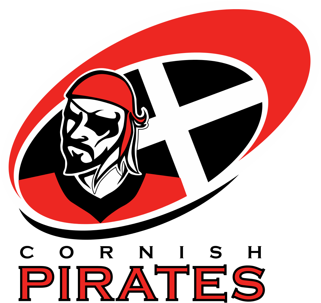 Cornish Pirates (With images) Rugby logo, Pirates, St piran