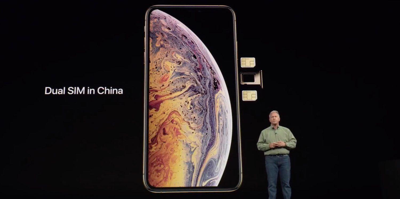ايفون اكس ماكس شريحتين Iphones For Sale China Apple