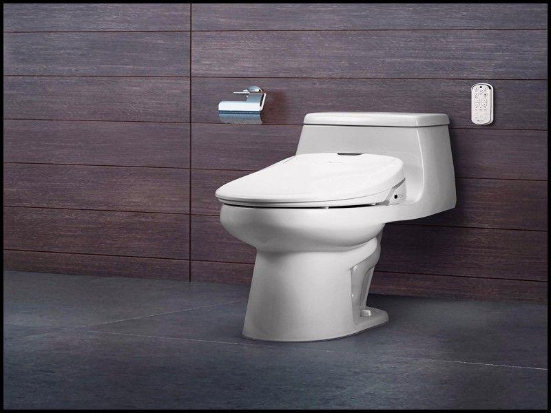 Elegant Low Profile Porcelain Rv Toilet Home Furniture One Bidet