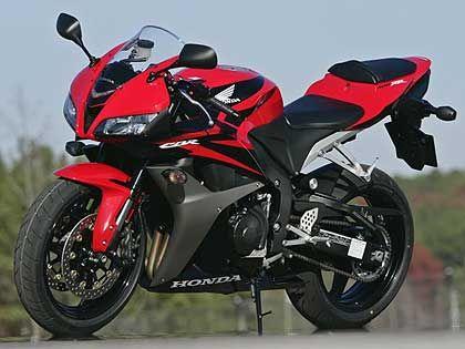 Honda Fireblade CBR RR 2007 | Motorbikes | Pinterest | Cbr, Honda And Cars