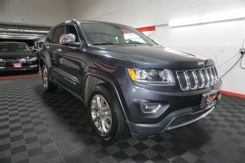 2015 Jeep Grand Cherokee Limited Jeep grand cherokee