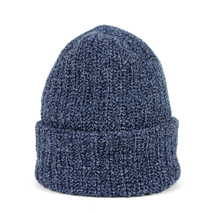 Indigo Knit Toque