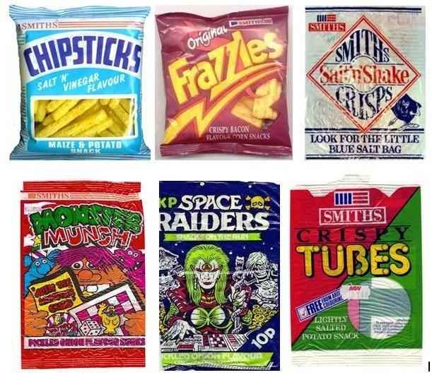 Image result for 1970s monster munch