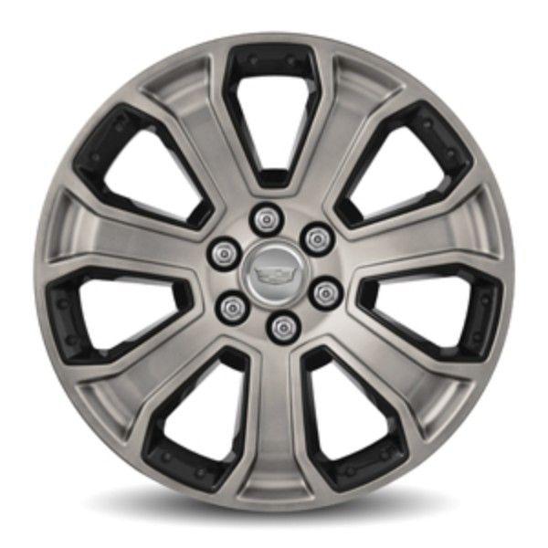 2015 Escalade 22 Inch Wheel, CK164 SEY, SINGLE 19301164