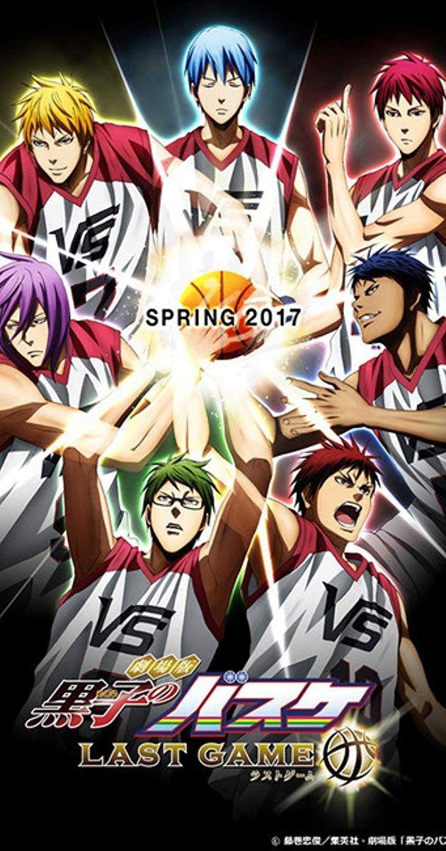 Inspirational Kuroko's Basketball the Movie Last Game en