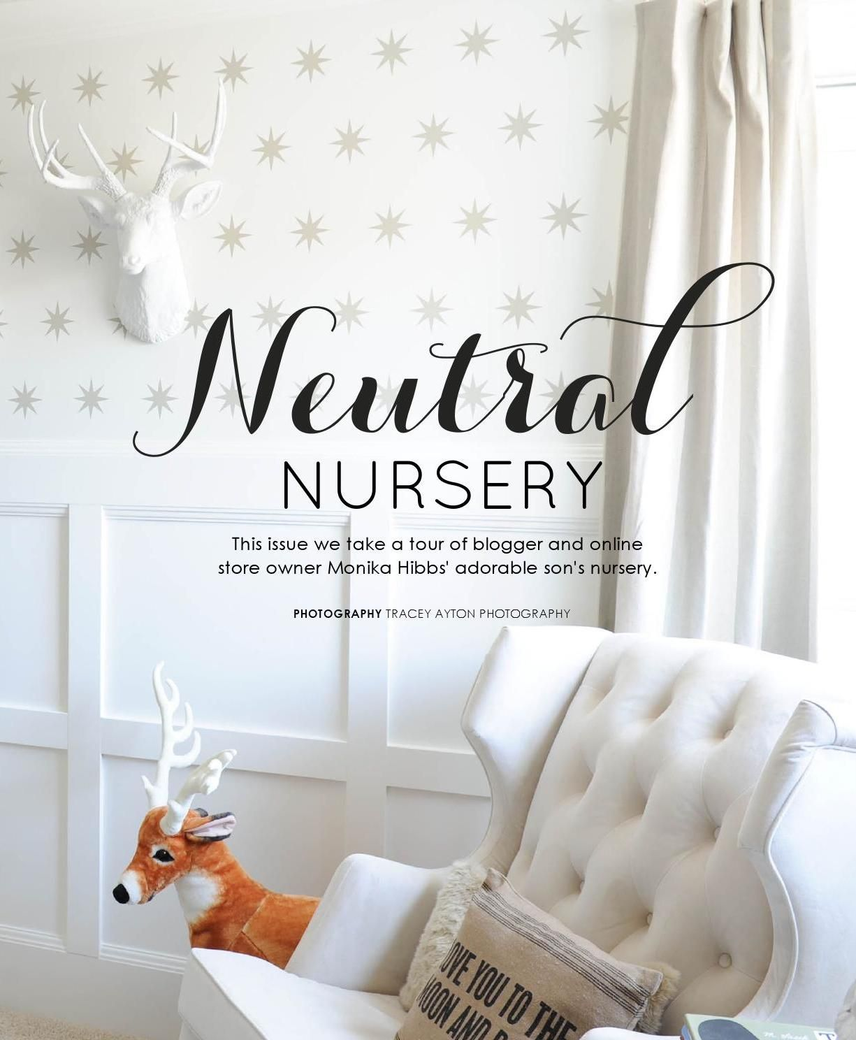 Rocking Chair Baby Bunting Gorg Baby Nursery From Adore Aug Sep 2014 For Kids
