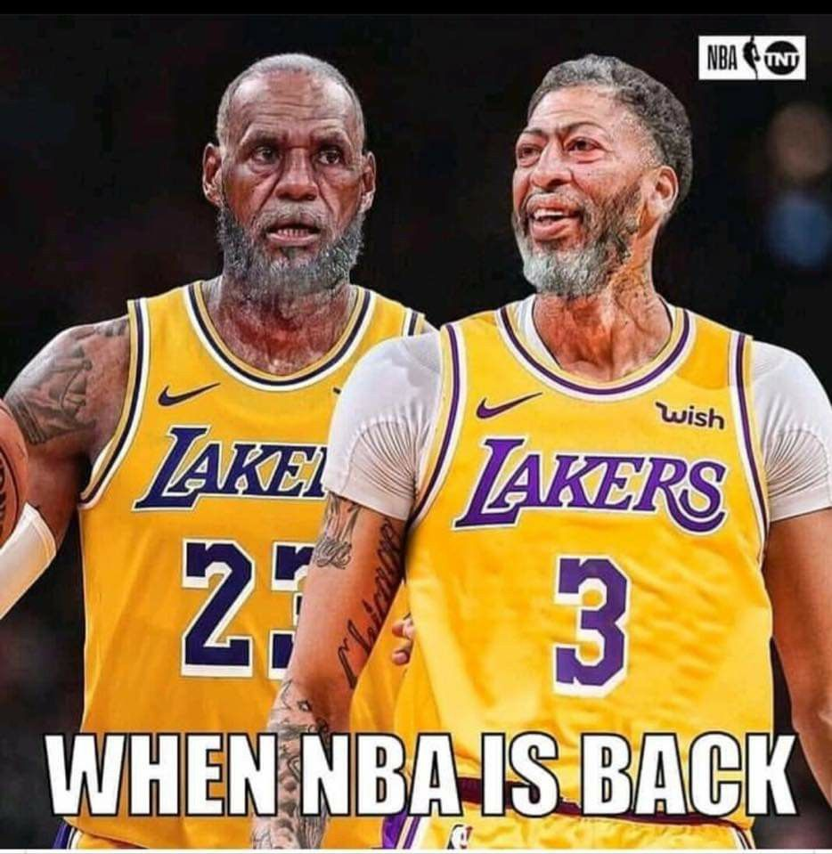 Pin by Samsta on Funny in 2020 Lebron james, Anthony