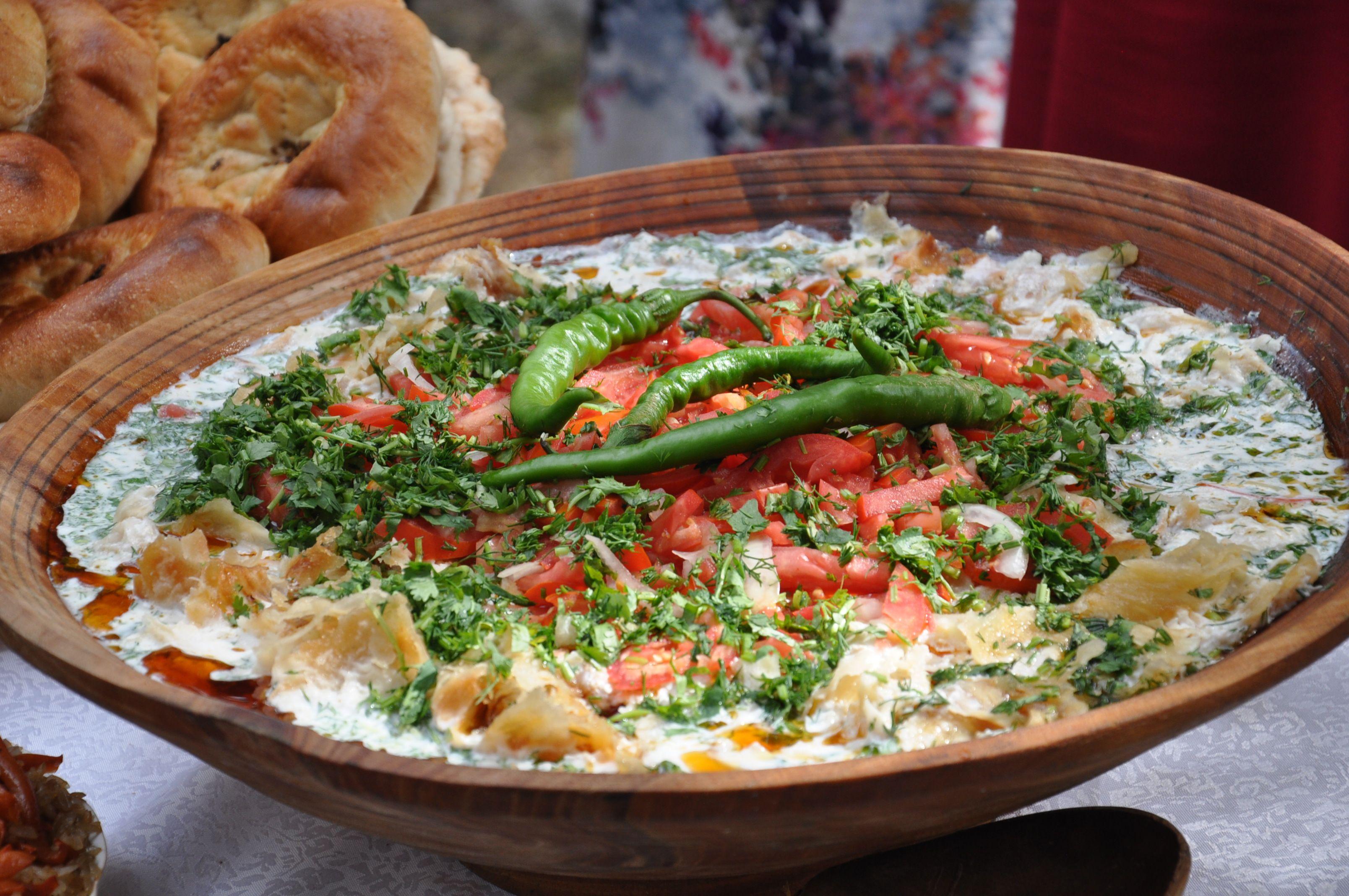 Салаты из листьев салата рецепты с фото лесу много