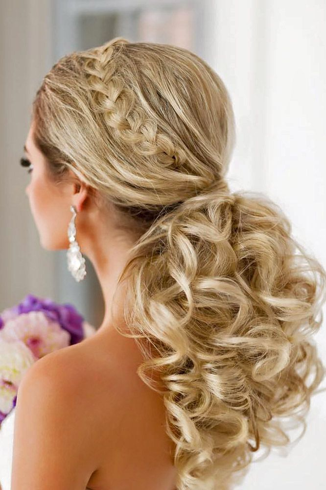 36 Chic And Easy Wedding Guest Hairstyles | Hair/Make-up ...