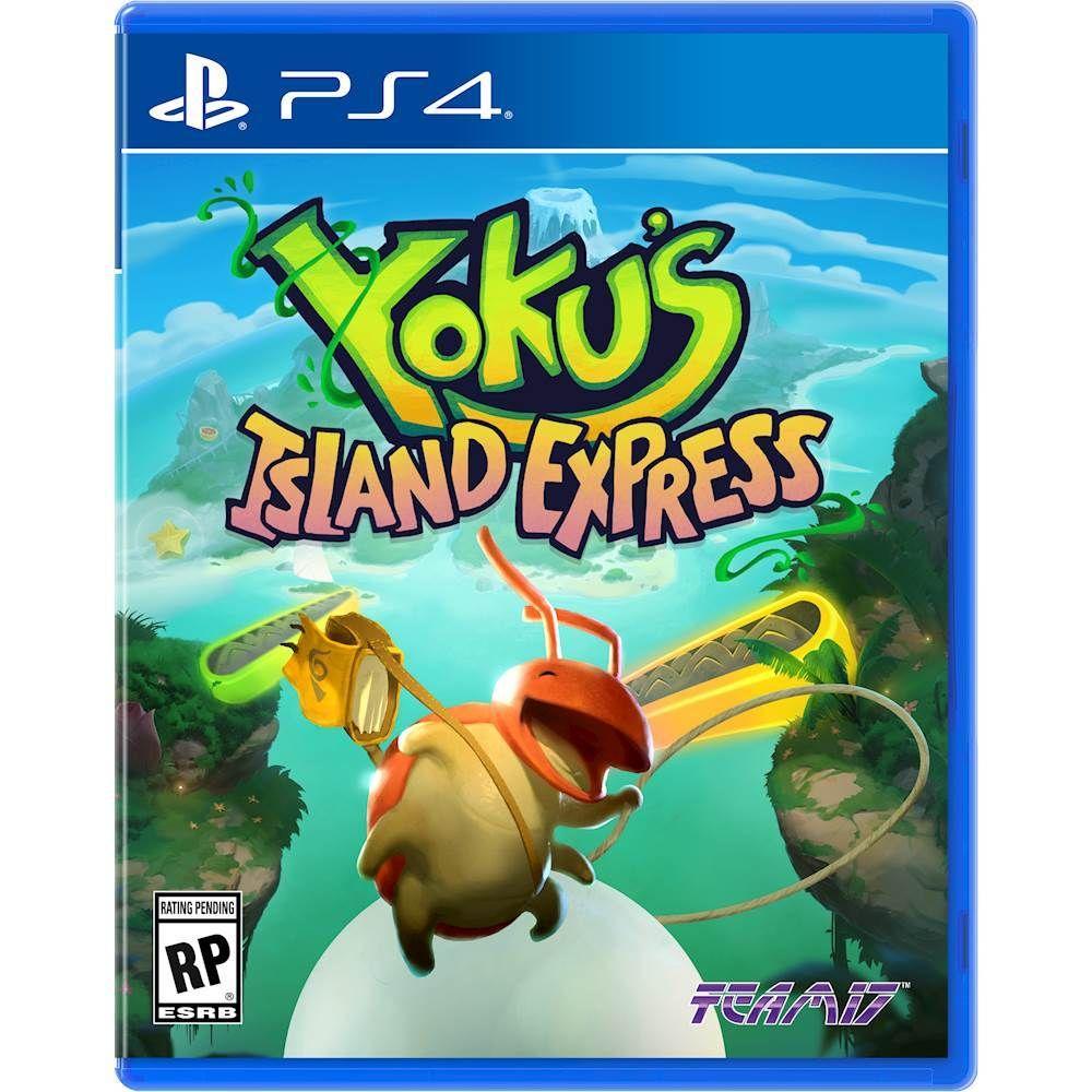 Yoku's Island Express PlayStation 4 SOS01146 Ps4 or xbox