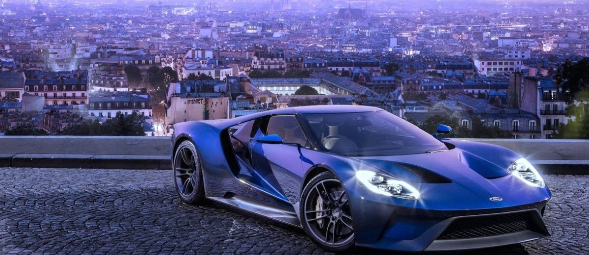 2017 Ford Gt Supercar Engine Price Horsepower Ford Gt 2017 Ford Gt Super Cars