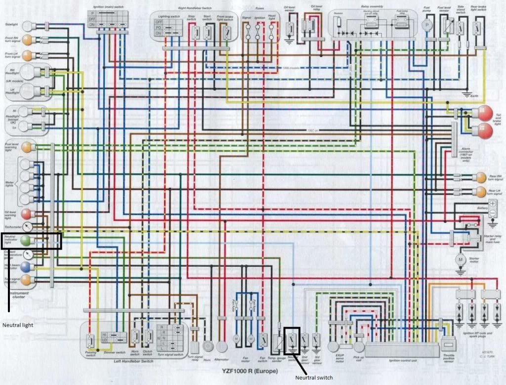 1994 fzr 1000 wiring diagram color wiring diagrams second1994 fzr 1000 wiring diagram color free download [ 1024 x 779 Pixel ]