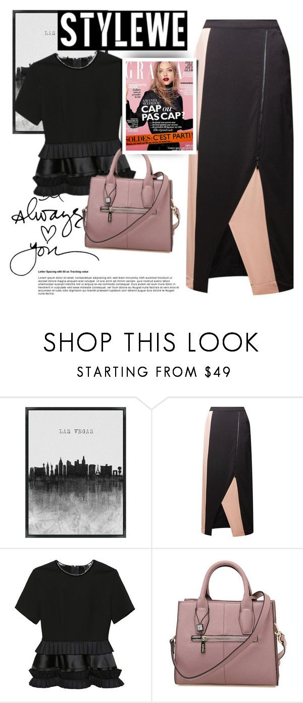 """""""STYLEWE.com"""" by vict0ria ❤ liked on Polyvore featuring Grandin Road and stylewe"""