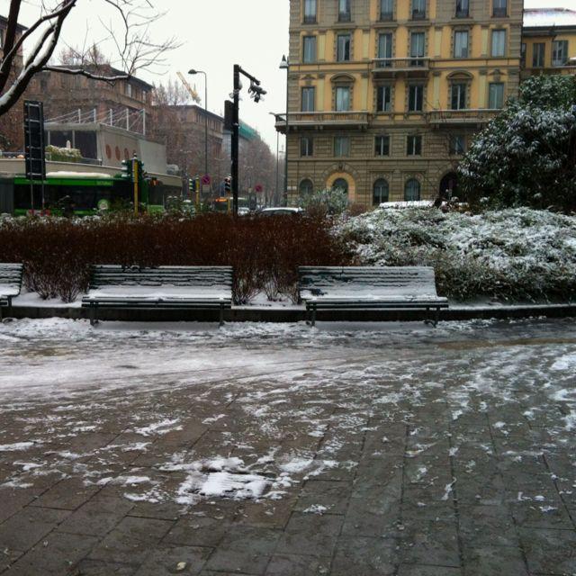 Prendere un po' di Milano, spolverare con lo zucchero a velo!