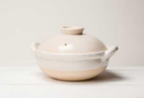 """#RuthReichl featured the @Healdsburg Shed rice cooker as a holiday gift pick. She wrote, """"If you have a conscientious eater on your list, someone who's low on time and eager to steam, check out this beautiful rice cooker from Shed. It's not cheap ($180), but its a truly beautiful object, a little piece of kitchen sculpture.  And it's incredibly easy to clean."""""""