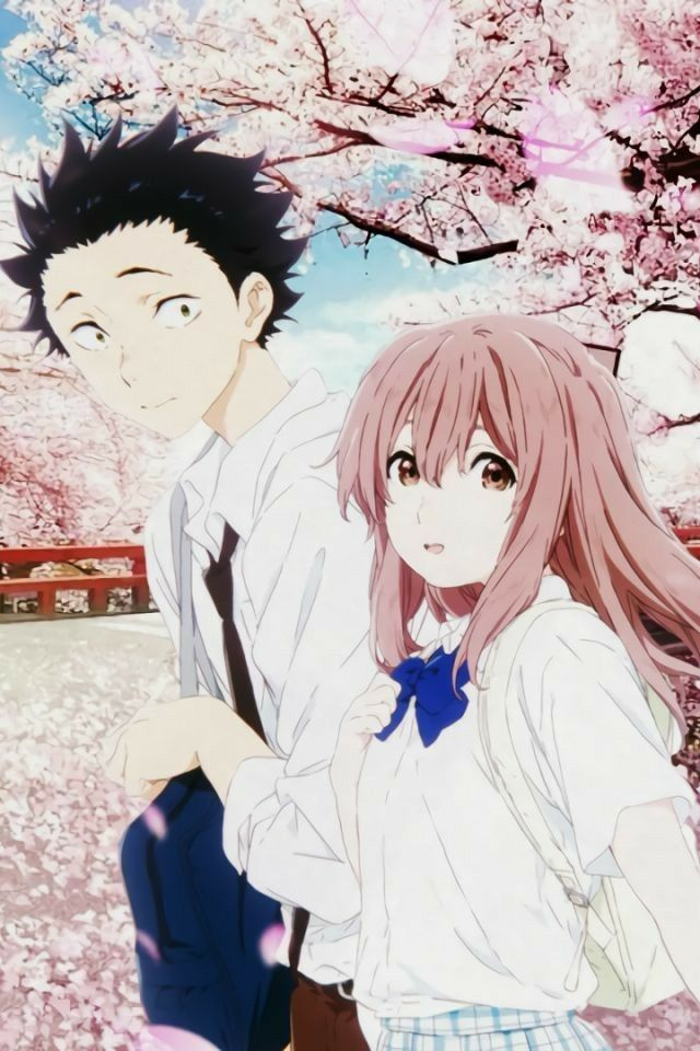 Pin On A Silent Voice