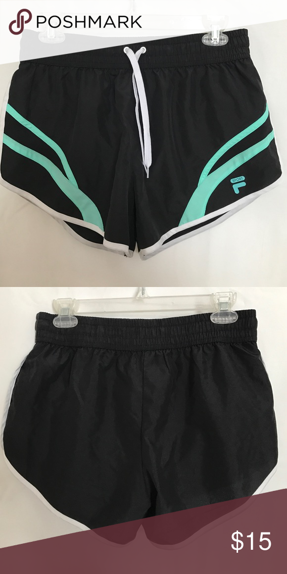 dc661f0dec7 NWOT Fila Running Shorts NWOT Fila running shorts. Size small, just doesn't  fit me! Has liner on the inside of shorts. Fila Shorts