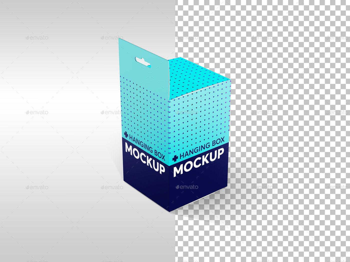 Download Hanging Square Box Mockups V 2 Square Hanging Mockups Box Box Mockup Box Packaging Design Graphic Design Typography