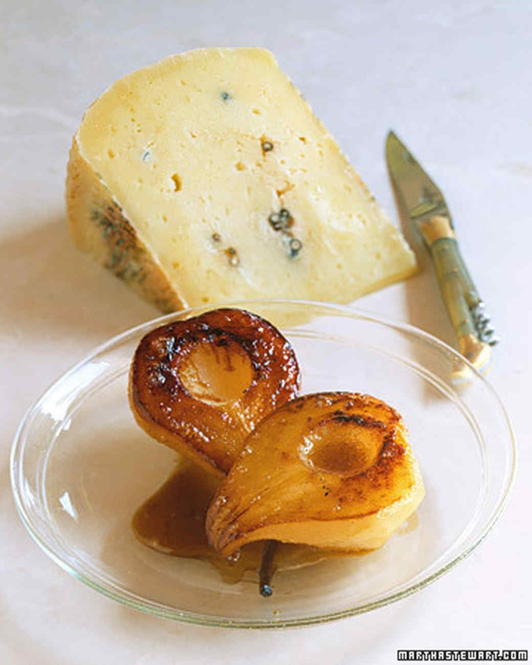 Look for a mild pecorino from Tuscany, sometimes called
