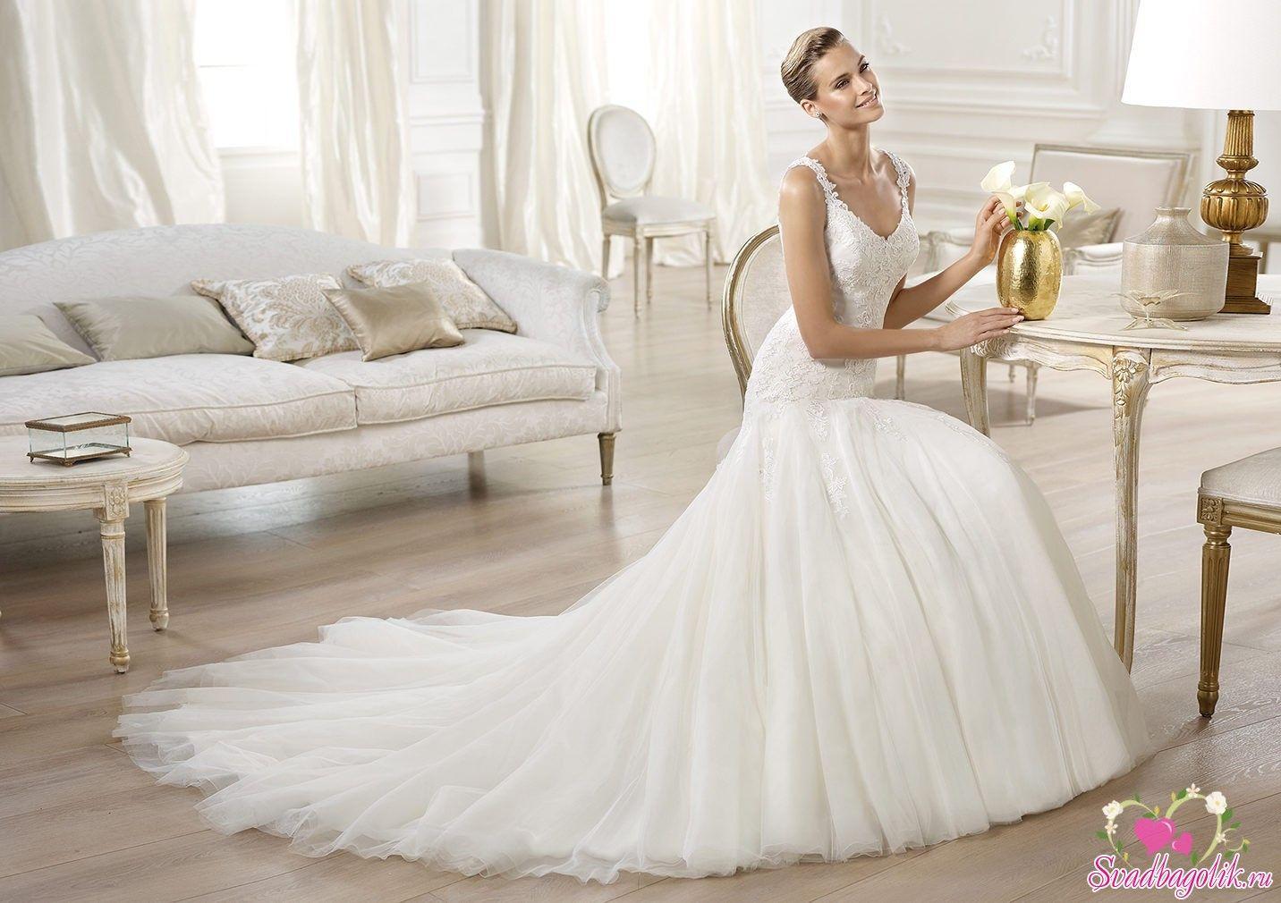 Свадебные платья Pronovias. Коллекция Glamour 2014