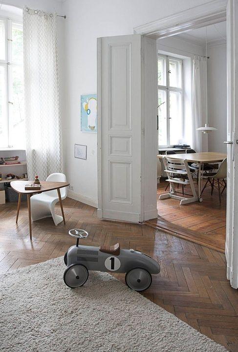 Doorframe (DtInspire (mit Bildern) Altbau wohnzimmer