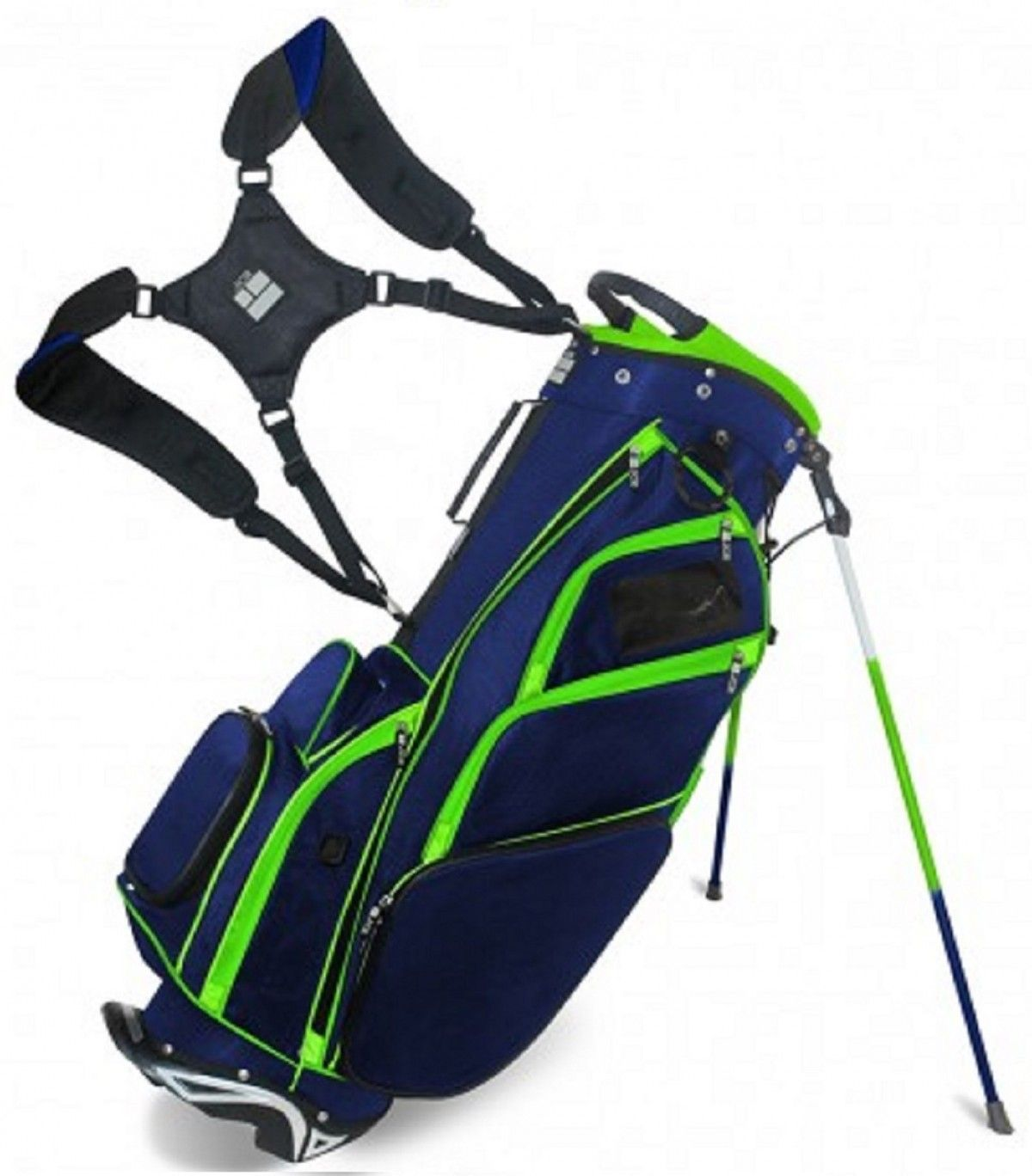 JCR DL550 Stand Bag from Golf & Ski Warehouse