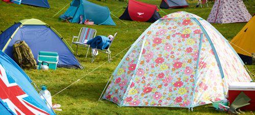 Cath Kidston tent & FESTIVAL FEVER | Glampimg | Cath kidston tent Cath kidston Dome tent