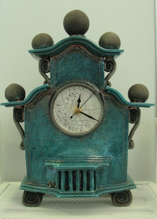 Wow what a clock by Ian Roberts