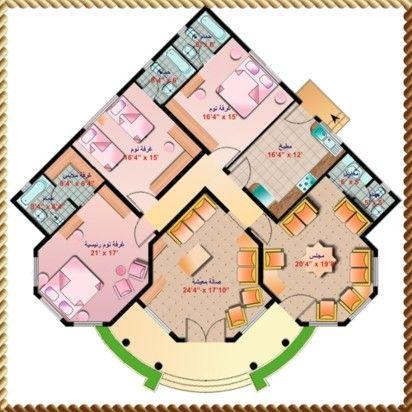 تصميمــــات خليجيــــــة لفـــــــلل دور واحــــــد ودوريــــــن منتديات شبكة المهندس Home Map Design Simple House Design Country Style House Plans