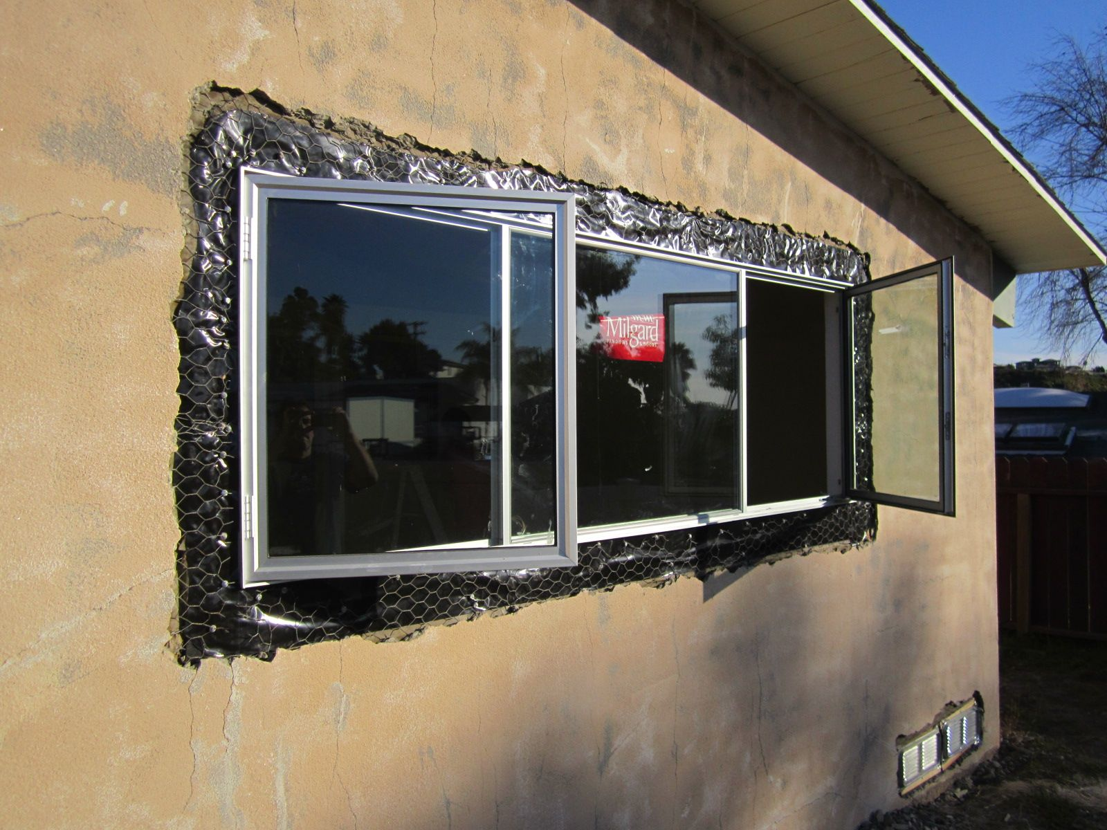 Milgard Aluminum Windows Mid Century House Reno Ideas
