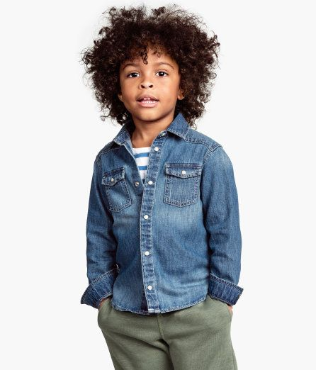 23ed859963b22 Love this Boys Jeans Shirt