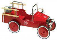 Jalopy Fire Truck Pedal Car 209.00