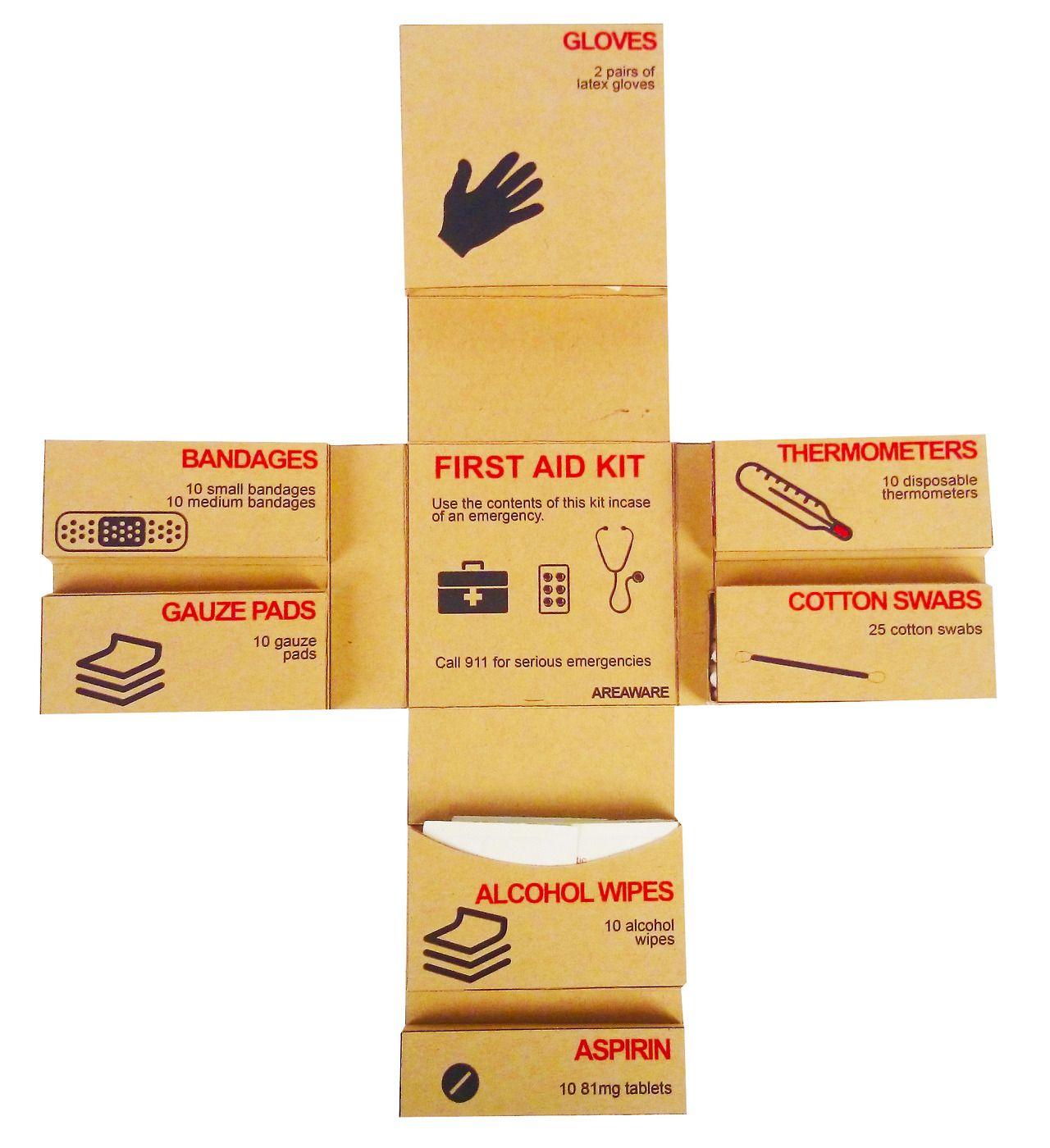 Final First Aid Kit Mkhargie Diy First Aid Kit Aid Kit First Aid Kit
