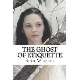 Brenda Payne on the cover of The Ghost of Etiquette.