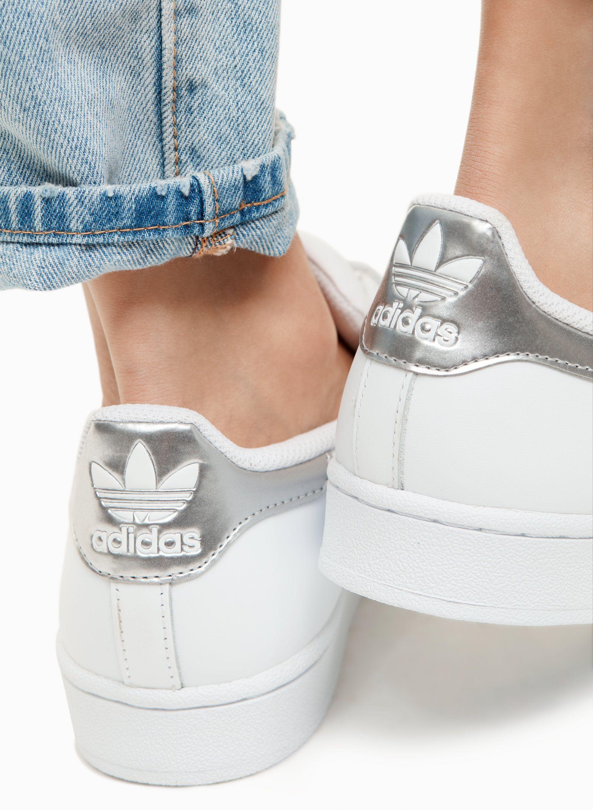 new style 5db2b 86218 adidas SUPERSTAR SNEAKER   Aritzia http   feedproxy.google.com  fashiongoshoesa1
