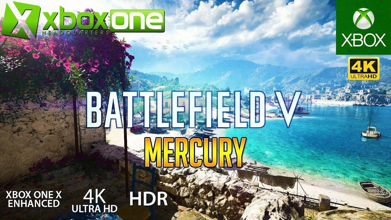 Xboxonex Youtube 4k Battlefield 5 Bf5 Xbox One X Gameplay