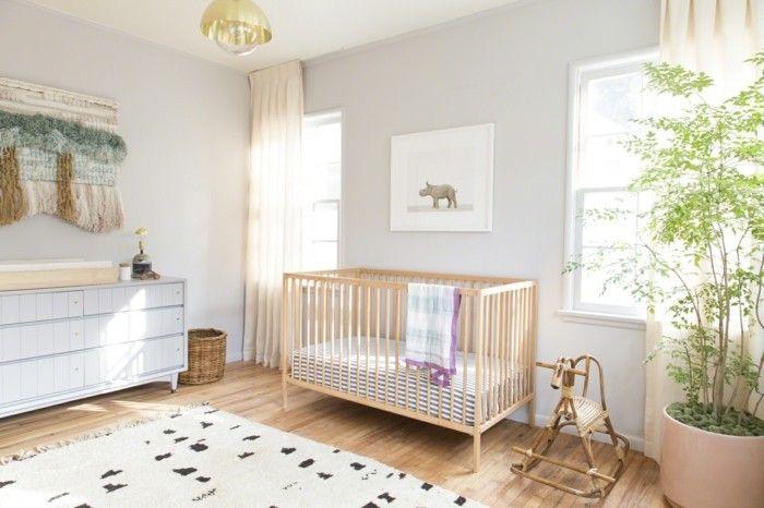 La chambre bébé mixte en 43 photos d\'intérieur! | Baby bedroom, Room ...