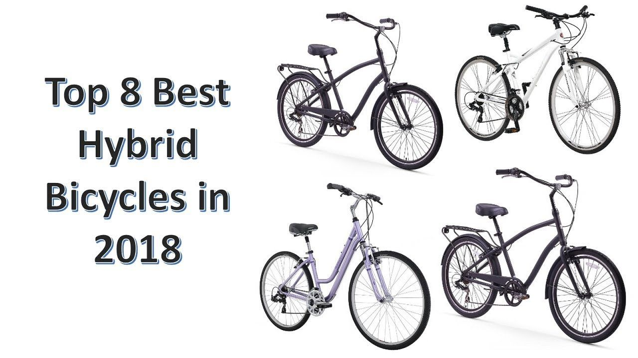 Best Hybrid Bicycles In 2018 Hybrid Bike Best Hybrid Bike Womens