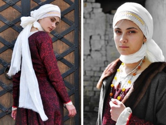 Намітка   Fashion, Ukrainian clothing, Fashion story